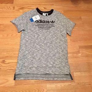 Adidas original girls t shirt dress